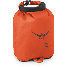 Osprey Ultralight Drysack 3 L poppy orange